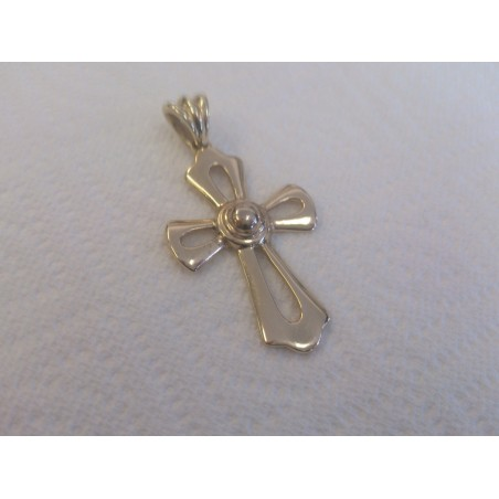 James Avery yellow gold large Cross