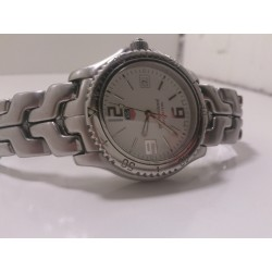 Tag Heuer Professional WT1112 Stainless Steel Men's Watch - SOLD