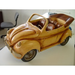 Volkswagen Beetle Convertible collectible toy car antique SOLD