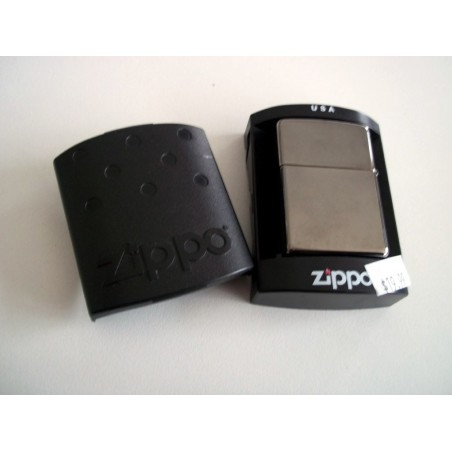 Zippo lighter plain - SOLD