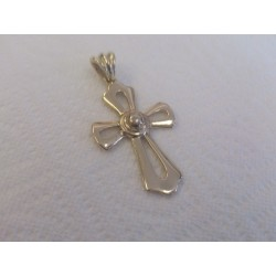James Avery yellow gold...