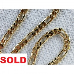 14k Heavy Solid Yellow Gold...